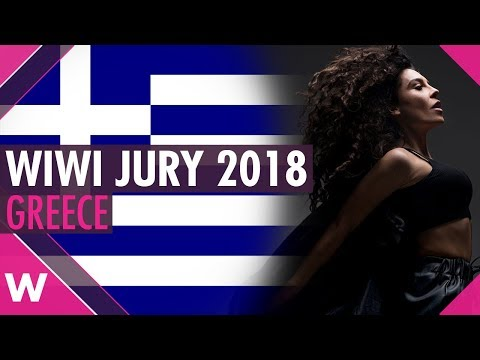 """Eurovision Review 2018: Greece - Yianna Terzi - """"Oniro Mou"""""""