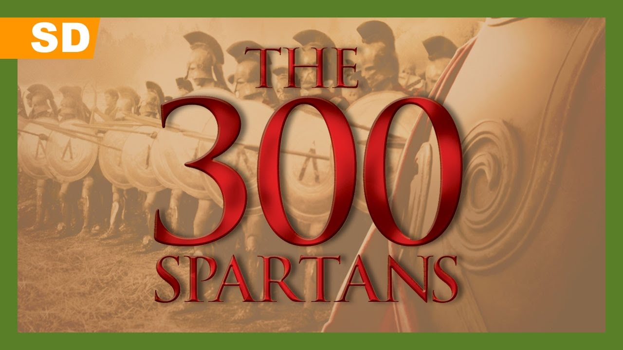 The 300 Spartans (1962) Trailer