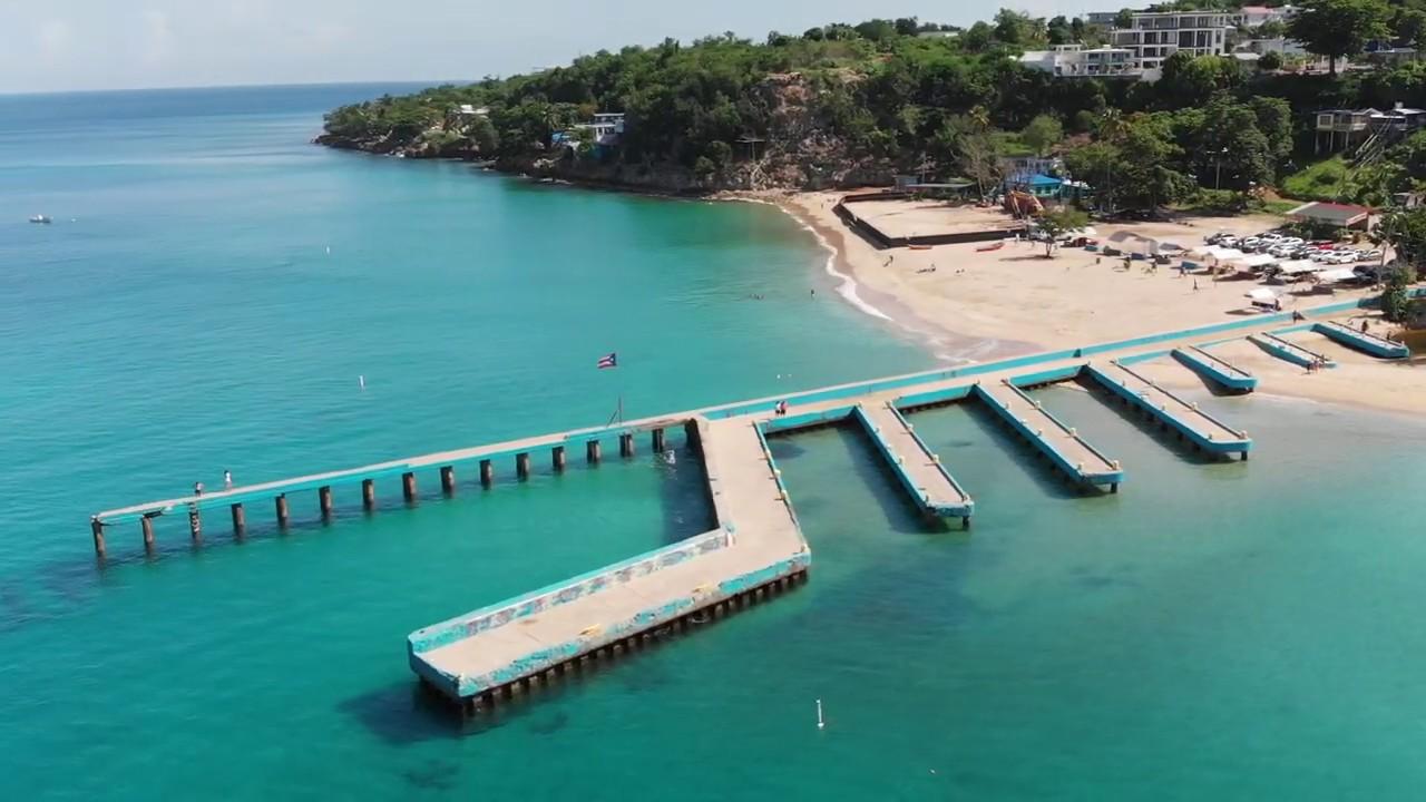 Crash Boat Beach, Puerto Rico (4K) - YouTube