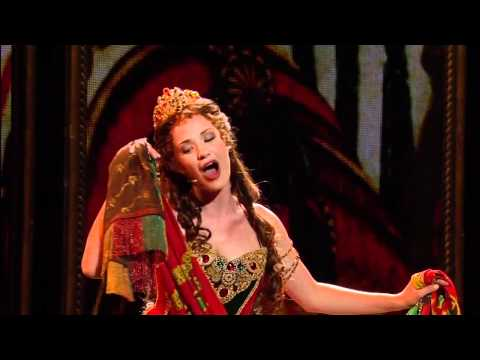 Sierra BoggessThink of MePhantom of the Opera 25th Anniversary HD