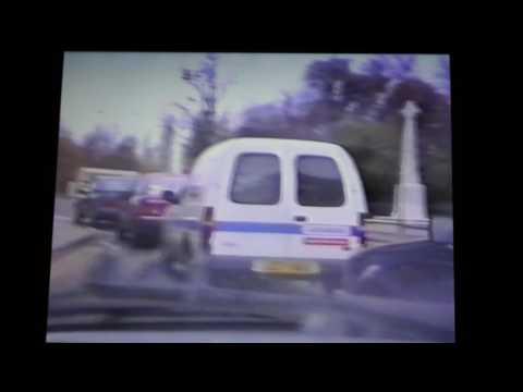 Letchworth town centre drive 02 11 1991