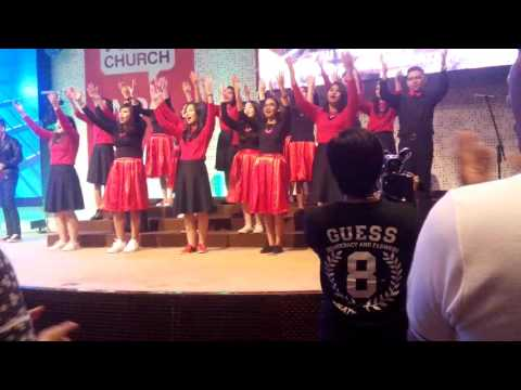 Terbesar termulia - NDC choirs NCH 3456