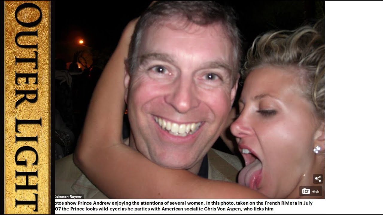 "The Outer Light Prince Andrew's ""train wreck"" of an interview and ""Google Blasting"""
