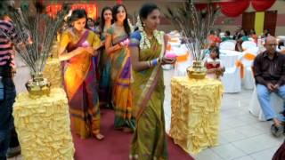 Latest Malaysia Indian Wedding Cinematic in full HD
