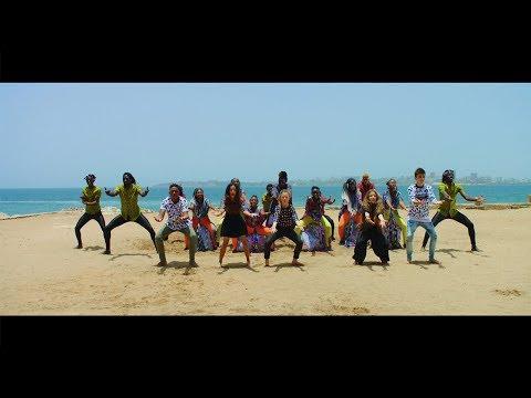 KIDS UNITED -Mama africa feat. Angélique Kidjo et Youssou NDour (Making of)