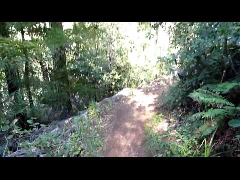 big sur hiking trail
