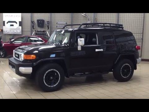 Great 2009 Toyota FJ Cruiser Off Road Review