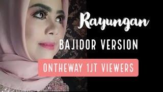 Download Mp3 Rayungan || Bajidor Hits - Style Tedi Oboy