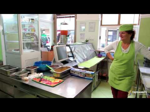 Vege Fino fast food (Zagreb)