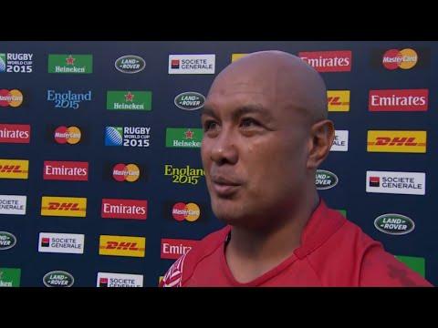 Tonga's Nili Latu: The beauty is anyone can win