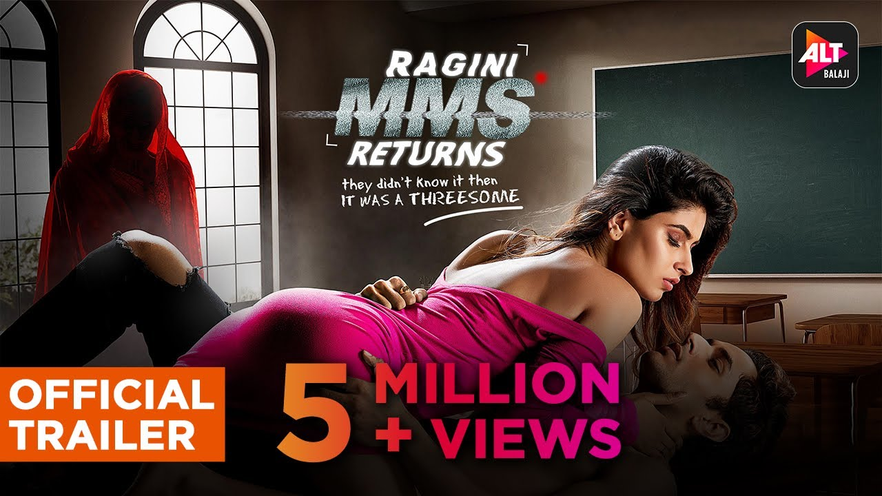 Download RAGINI MMS RETURNS | Official Trailer | Streaming Now