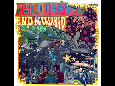 Aphrodite's Child -  End Of The World (HQ)