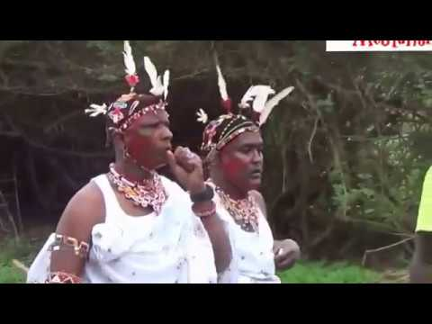 Samburu Marriage song and rituals involved