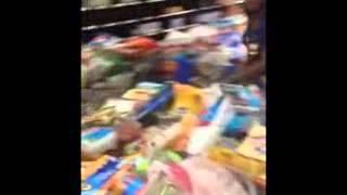 EBT Recipients Empty Walmart Shelves During System Glitch