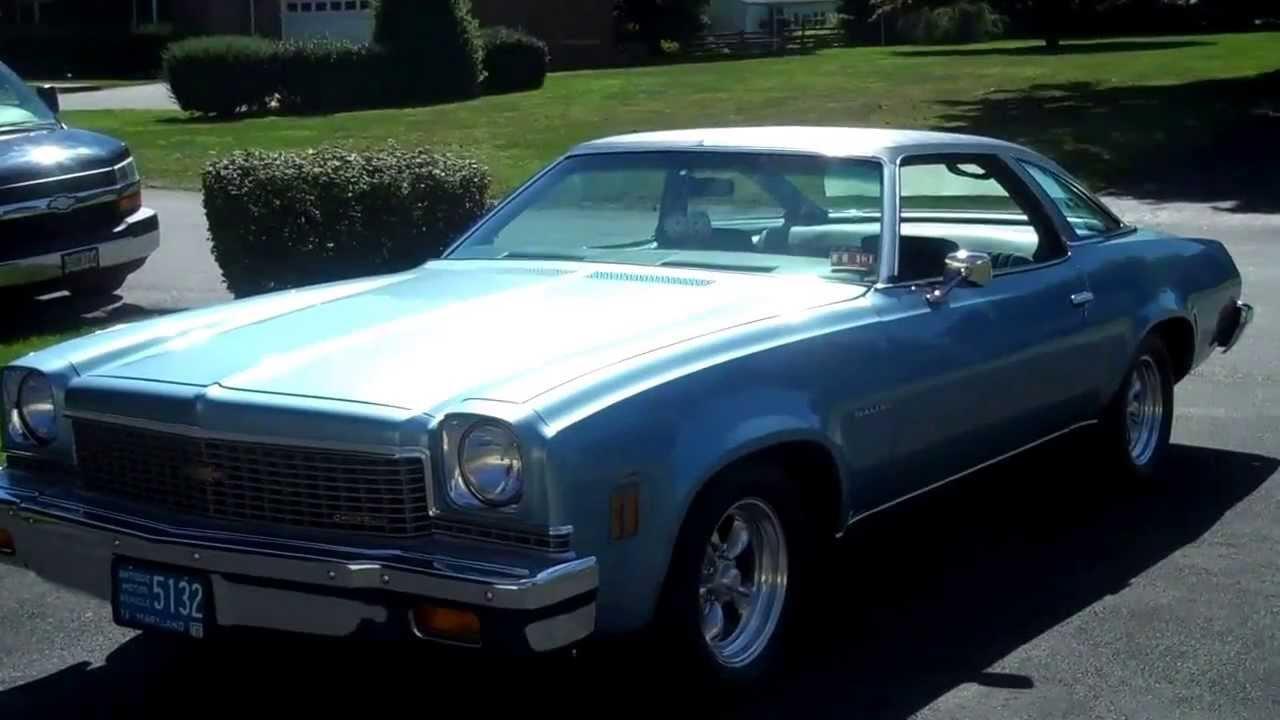 1973 Chevelle Malibu - YouTube