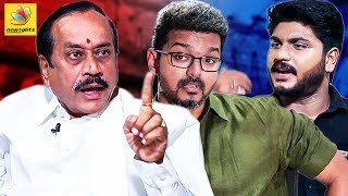 H Raja VS Abdul Kathar: Special Interview | Vijay Sarkar Movie | Rajinikanth
