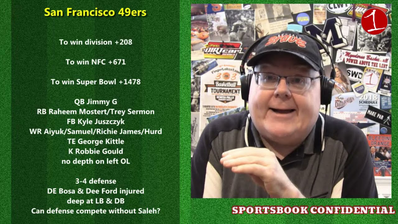 SPORTSBOOK CONFIDENTIAL: NFL 2021 NFC West Preview (podcast)