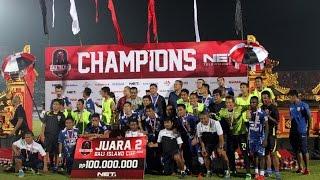 Download Video Perjalanan Tim Persib Selama mengikuti Bali Island Cup 2016 MP3 3GP MP4