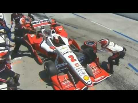 2015 IndyCar GP of Long Beach  Juan Pablo Montoya Highlights