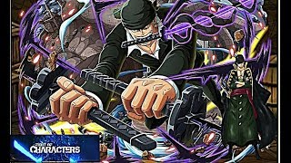 FOCS Fight Of Characters MODE Zoro