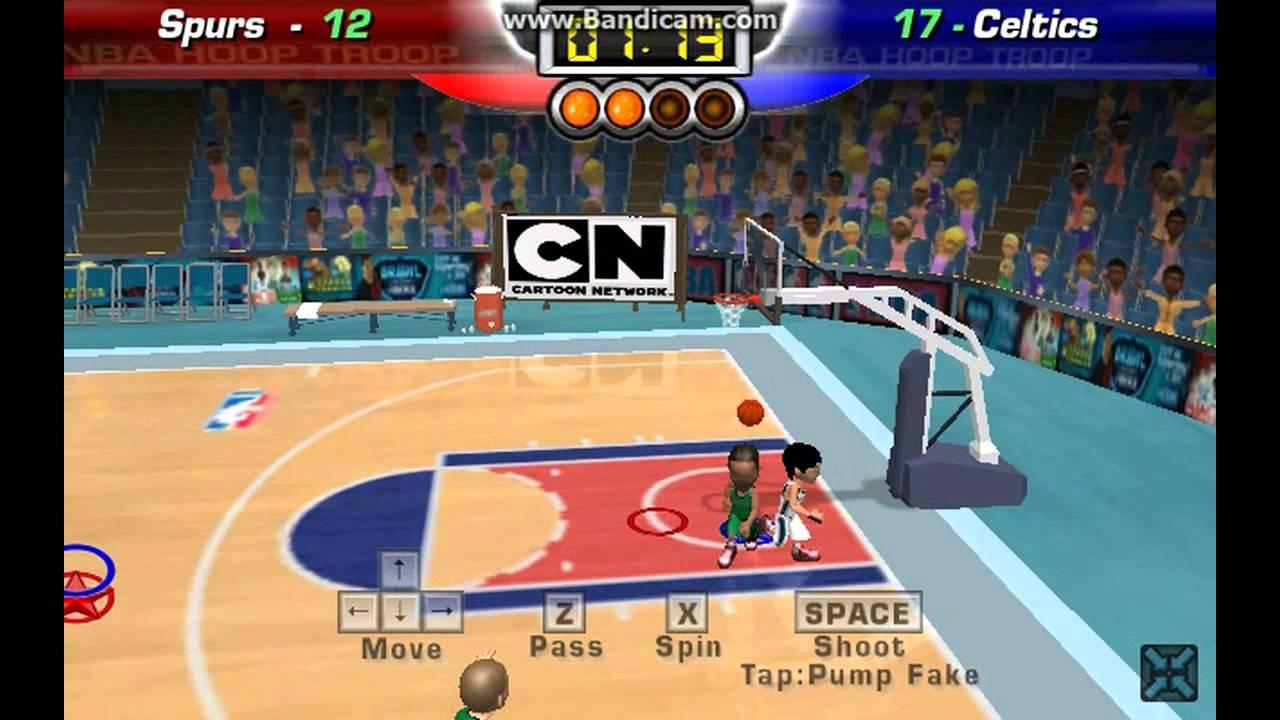 Nba Basketball Games Cartoon Network | cartoon.ankaperla.com