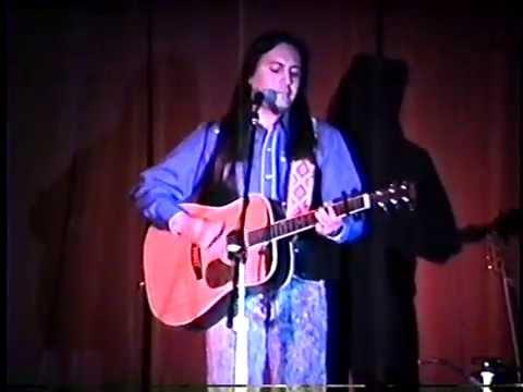 Bill Miller performing Folsom Prison Blues