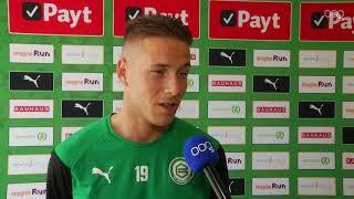 FC Groningen jaagt op Europees voetbal tegen PEC Zwolle