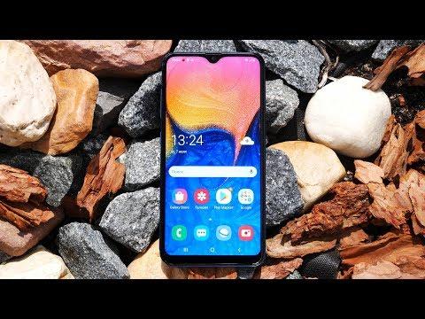 Samsung Galaxy A10 - Обзор