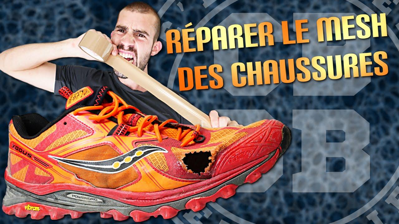 réparer air chaussure r max nike