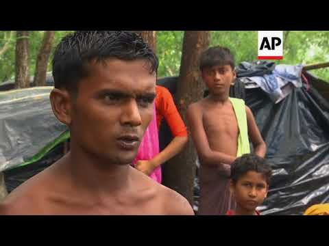 NGO: Difficult to provide aid to Rohingya camps