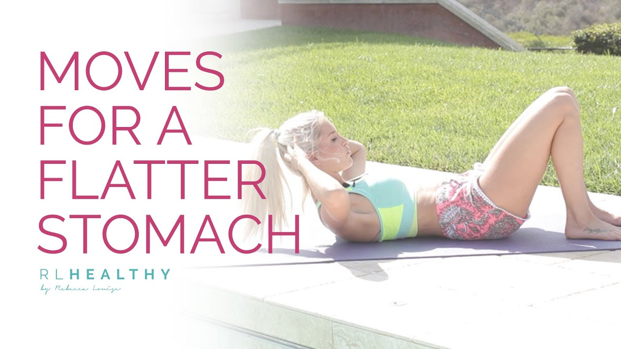 Watch 8 Moves For A Stronger, Flatter Belly video