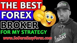 The BEST Forex Broker - So Darn Easy Forex™
