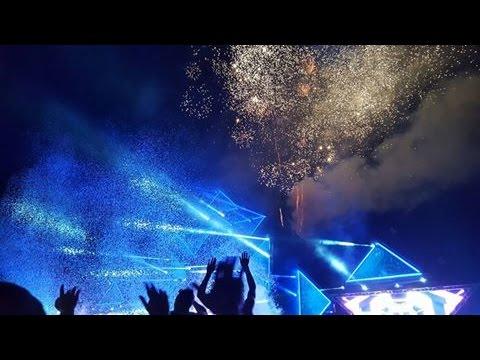 I Am Hardwell - United we are - Closing show - Hardstyle final - Hockenheim
