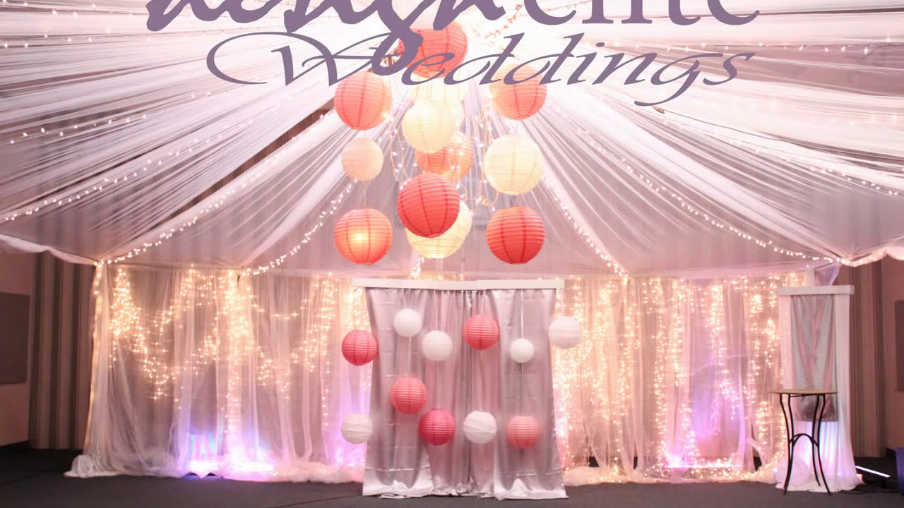 Design elite weddings cultral hall youtube junglespirit Image collections