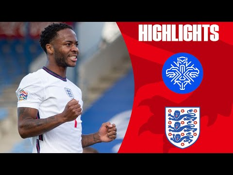 Iceland 0-1 England | Late Penalty Drama as Sterling Helps England to Victory | Official Highlights