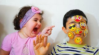 Celina and Hasouna Have Emoji - سيلينا وحسونة مع الوجوه