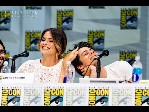 Dylan O'Brien & Shelley Hennig  Stiles & Malia ♥