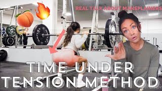 HOW TO GROW YOUR LEGS   TIME UNDER TENSION METHOD + BS ON SOCIAL MEDIA