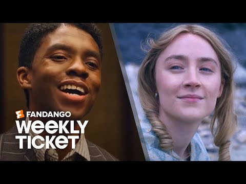 What to Watch: Awards Season Preview + Ammonite, Nomadland | Weekly Ticket