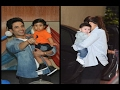 In Graphics: Kareena Kapoor Khan And Taimur Are Special Guests At Tusshar Kapoor's Son's F
