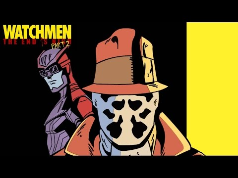Watchmen:The End is Nigh - Part.2 PC full gameplay【4K DSR & 60fps】