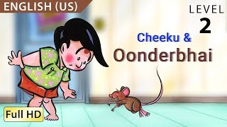 "Cheeku & Oonderbhai: Learn English (US) with subtitles - Story for Children ""BookBox.com"""
