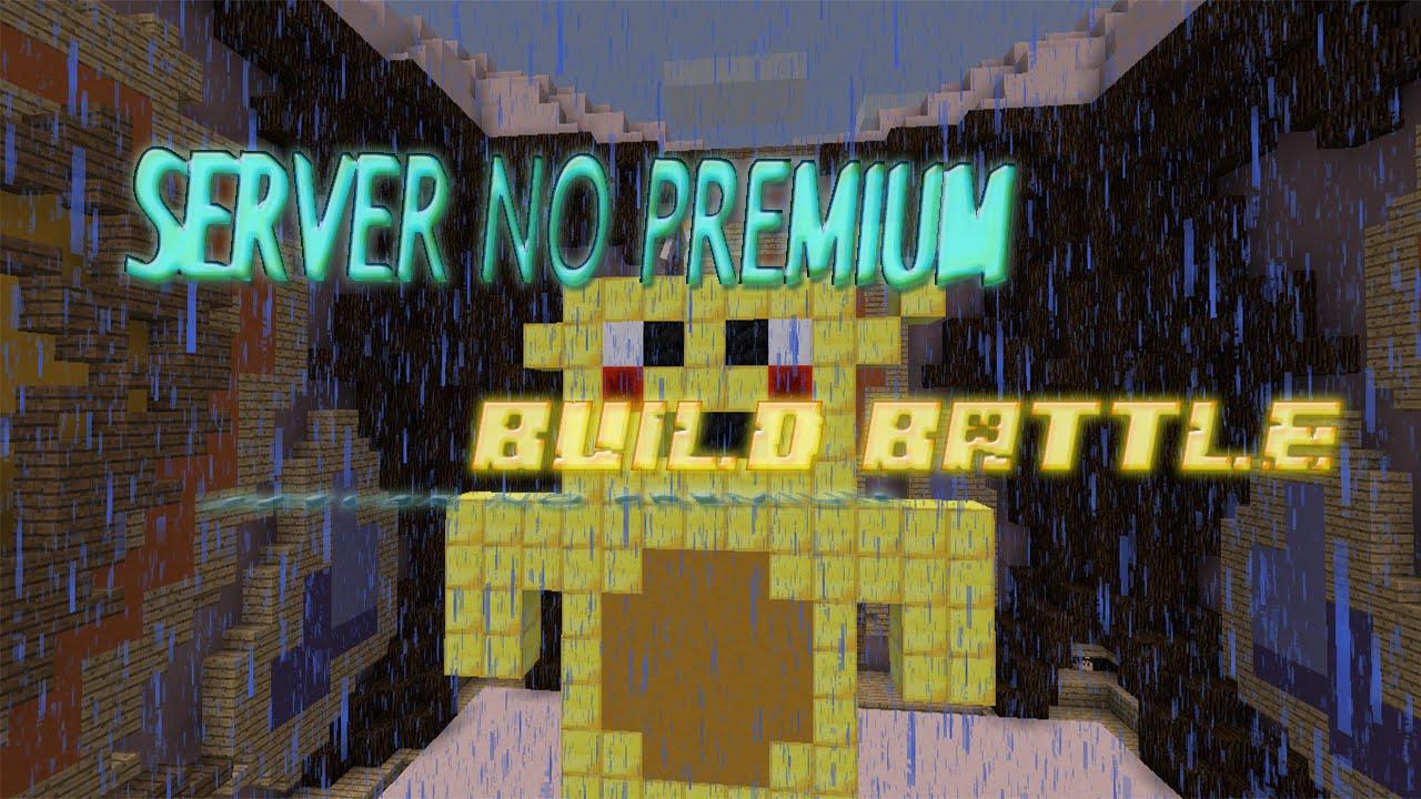 Сервера Майнкрафт. Build battle сервера майнкрафт 1.8 ...