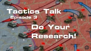 Tactics Talk! Episode 3; Do Your Research! - WORLD OF TANKS: XBOX 360 EDITION