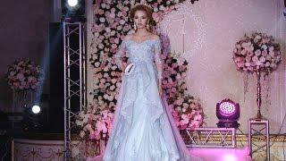 Показ эксклюзивных свадебных платьев