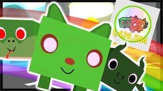 RAINBOW CHIMERA EGG & GOLDEN PETS! | Roblox Pet Simulator