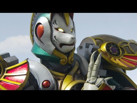 Power Rangers Super Ninja Steel - End of the Power Rangers | Madame Odius Fox Zord | Episode 8