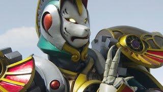 Power Rangers Super Ninja Steel - End of the Power Rangers   Madame Odius Fox Zord   Episode 8