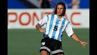 Fernando REDONDO VS Colômbia (1993) - Una partida para olvidarse