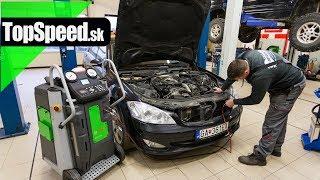Poradňa Ako servisovať klimatizáciu v aute? TopSpeed.sk